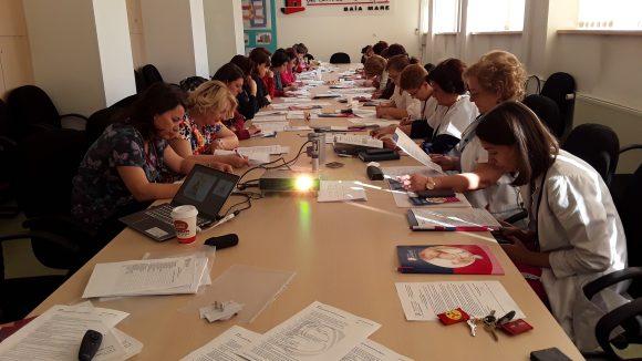 VIDEO | Cursuri de certificare pentru educatori perinatali la Spitalul Județean