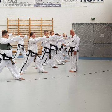 Video|Lotul național de taekwon-do, în Baia Mare