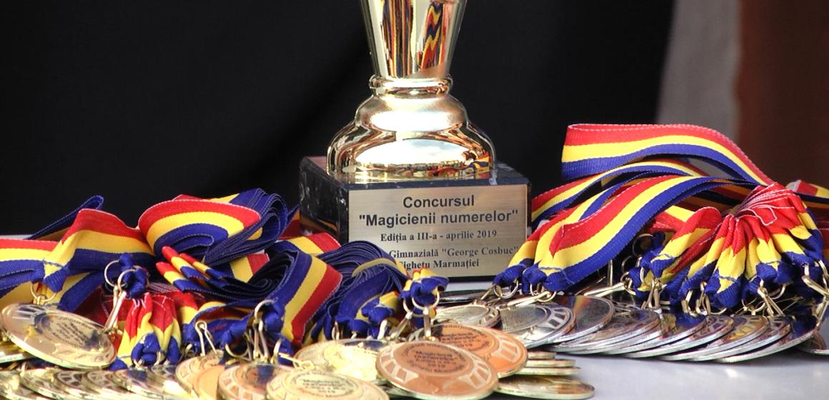 VIDEO | 450 de elevi au participat la concursul interjudețean de matematică Magicienii Numerelor