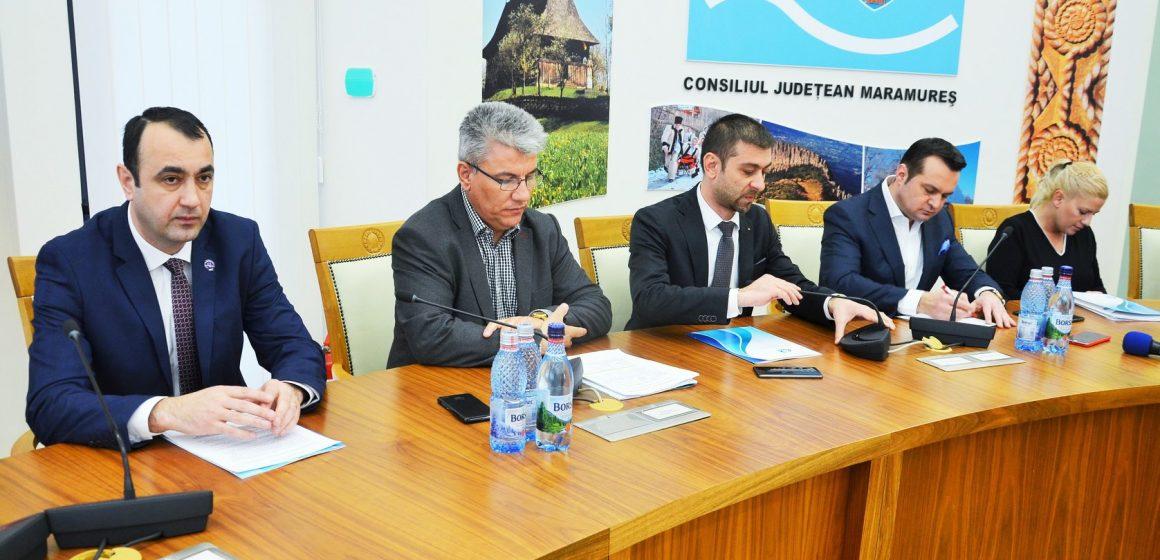 VIDEO   Șeful Ministerului Apelor și Pădurilor, în Maramureș. Cum e cu investițiile