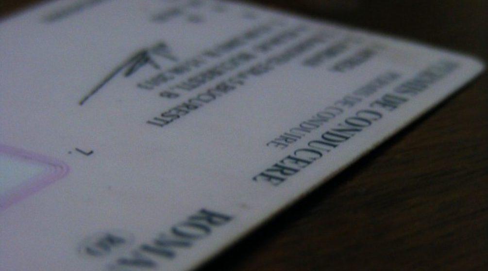 Programarea testării pentru restituirea permiselor de conducere