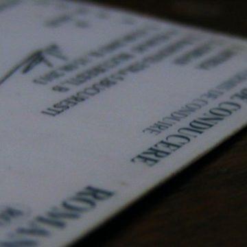 VIDEO | Examenul pentru restituirea permiselor de conducere se susține joi