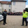 Împreună pentru o comunitate mai sigură – noua campanie a poliţiei, la țară