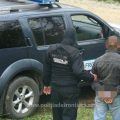 Canabis descoperit asupra unui tânăr  de către polițiștii de frontieră