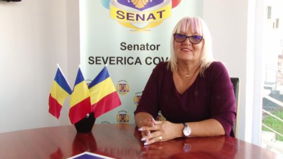 VIDEO | Senatorul Severica Covaciu intervine pentru fermieri. Subvenţiile APIA se vor acorda şi în cazul culturilor distruse de mistreţi sau a animalelor ucise de sălbăticiuni