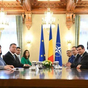 VIDEO | Senatorul PMP de Maramureș Severica Covaciu, la consultări cu președintele