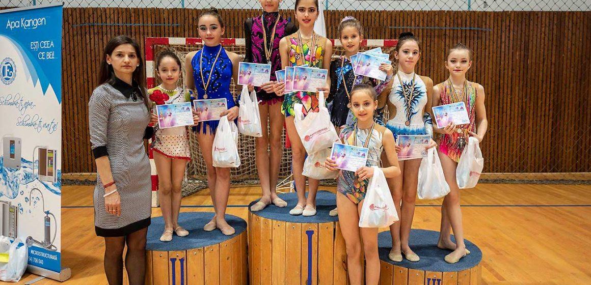 VIDEO | 32 de medalii pentru CSS 2 Baia Mare la turneul internațional Cupa Prietenia