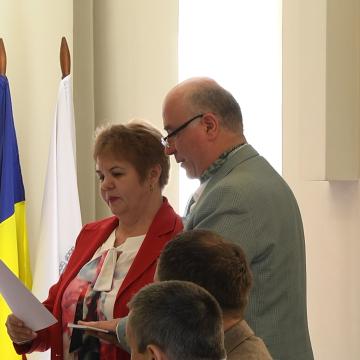 VIDEO | Locul de consilier local lăsat liber de Ioan Mihalca a fost ocupat