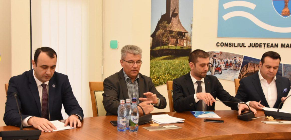 """Gabriel Zetea: """"Peste 74 de milioane de lei vin în județul Maramureș de la Ministerul Apelor și Pădurilor"""""""