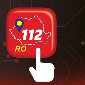 """Șanse sporite de salvare prin aplicația """"APEL 112"""""""