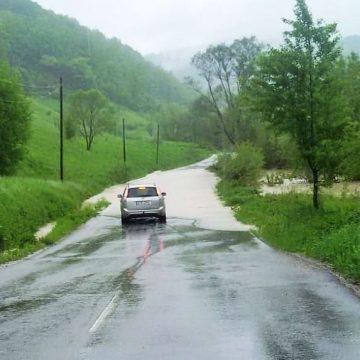 VIDEO | Inundații în 26 de localități maramureșene