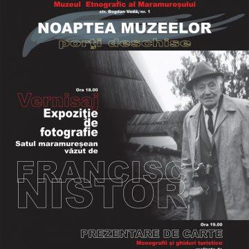 Noaptea muzeelor în Sighetu Marmației