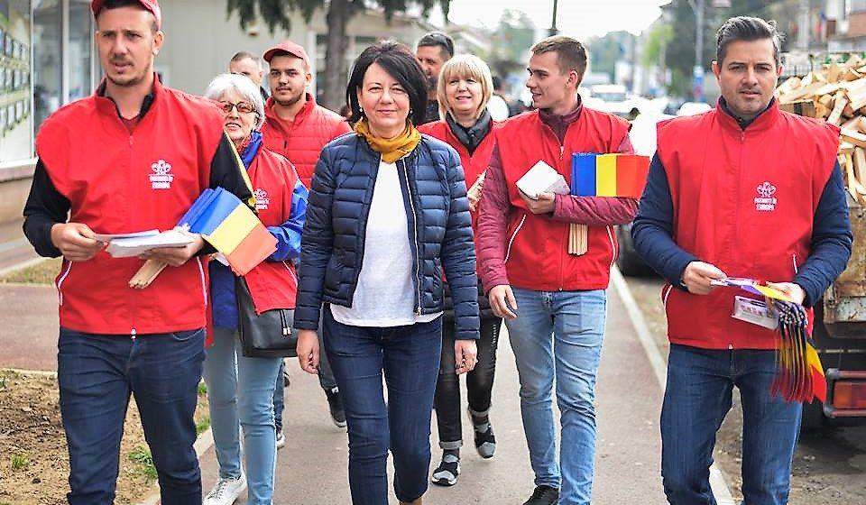 Crina Chilat (PSD): Duminică, 26 mai, votați patrioți pentru Parlamentul European!