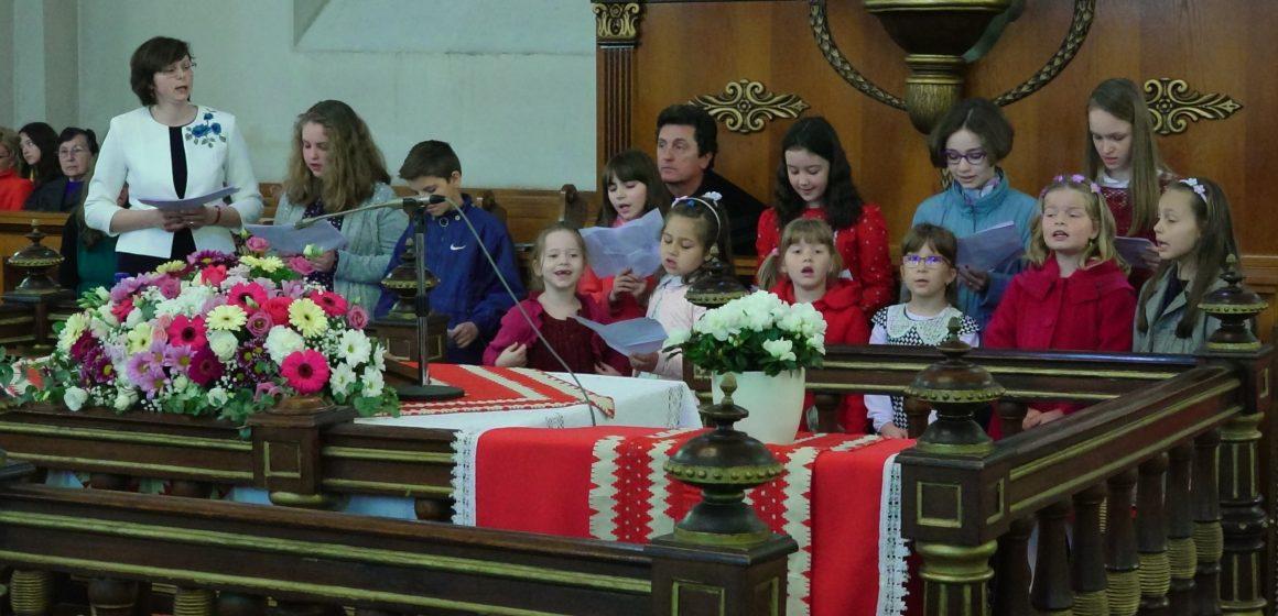Ziua Mamei sărbătorită la Biserica Reformată  Orașul vechi – Baia Mare
