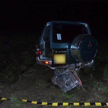 Zece focuri de armă trase pentru prinderea unor contrabandiști