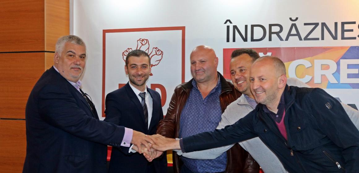 Gheorghe Stan, primarul din Săpânța, susține lista PSD la alegerile europarlamentare