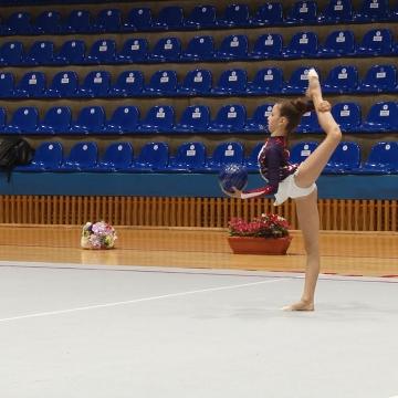 VIDEO | Trei zile de gimnastică ritmică in Baia Mare