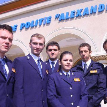 VIDEO | Au început înscrierile pentru admiterea la Academia de Poliţie