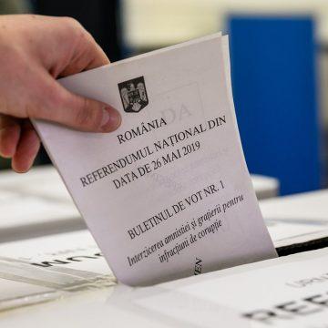 Exit poll CURS-AVANGARDE, primul sondaj după încheierea VOTULUI: PSD- 25,8%, PNL-25,8%, USR-PLUS- 23,9%