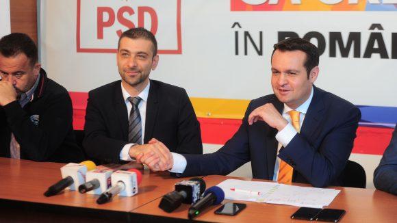 Coaliția pentru Baia Mare va susține candidatul PSD Maramureș la alegerile europarlamentare