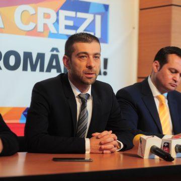 """Cătălin Cherecheș: """"Crina Chilat ne va reprezenta cu cinste la Bruxelles!"""""""