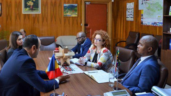 VIDEO | Ambasadorul Africii de Sud, în vizită în Maramureș