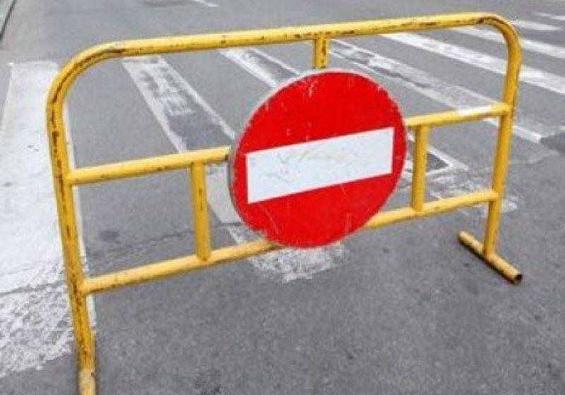 Video|Circulație restricționată pe mai multe străzi din Sighet