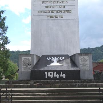VIDEO | Comemorare la Sighet: 75 de ani de la deportarea evreilor