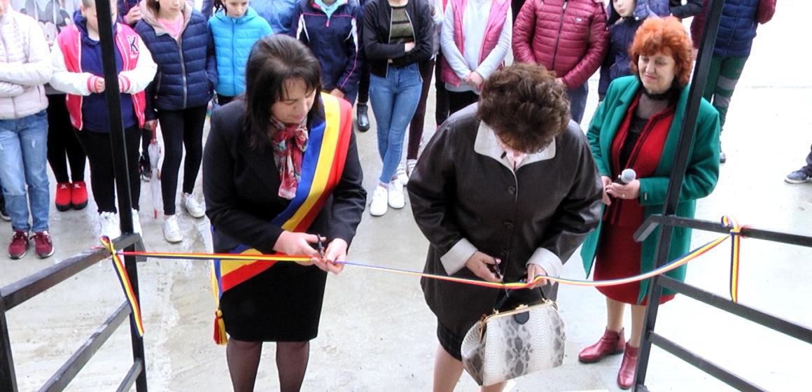 VIDEO   S-a inaugurat noua școală din Bogdan Vodă