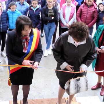 VIDEO | S-a inaugurat noua școală din Bogdan Vodă