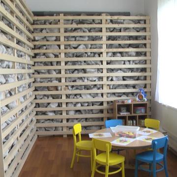 VIDEO | Cameră de haloterapie la o grădiniță din Sighet
