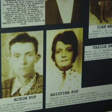 VIDEO | La despărțirea de Aristina Pop Săileanu
