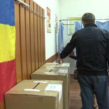 Video|Prezența la vot în Maramureș la europarlamentare și referendum