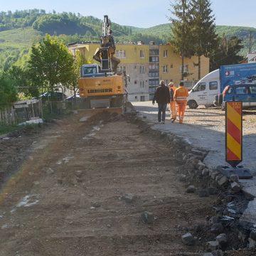 VIDEO | Infrastructura Cavnicului va fi modernizată