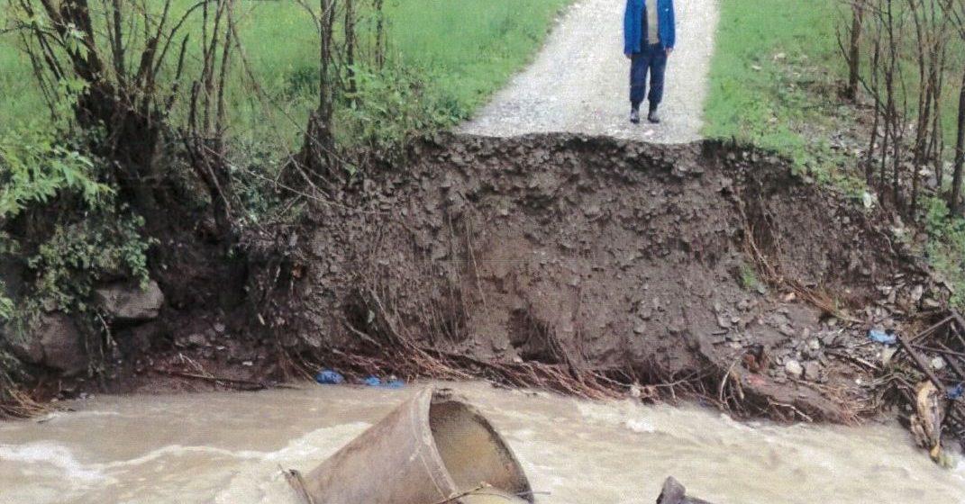VIDEO | Inundații în Maramureș