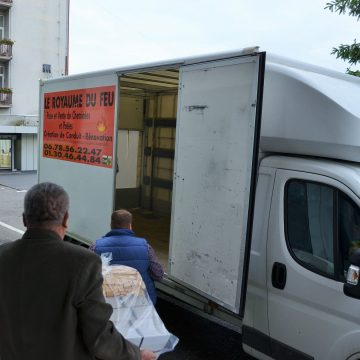 Materialele pentru procesul electoral de duminică, transportate în teritoriu