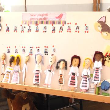 VIDEO | Parteneriate pentru copii la Școala Gimnazială Ieud