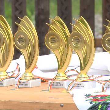 Participare numeroasă la cea de-a opta ediție a Cupei 1 iunie pe Bradova