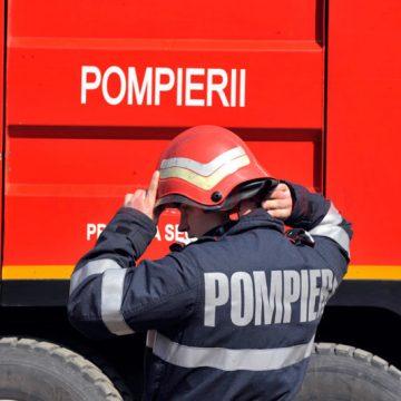 Un bărbat din Rozavlea a ars de viu într-un vagon dezafectat