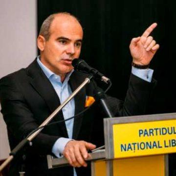 PNL – Rareș Bogdan, în campanie în Maramureș