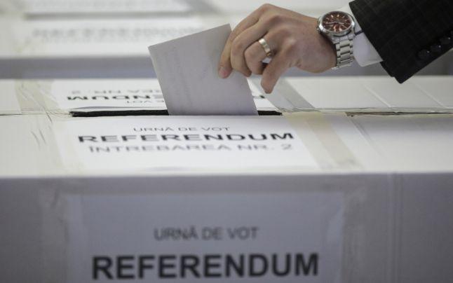 Maramureș: Prezența la vot de 21,01% la ora 14.00