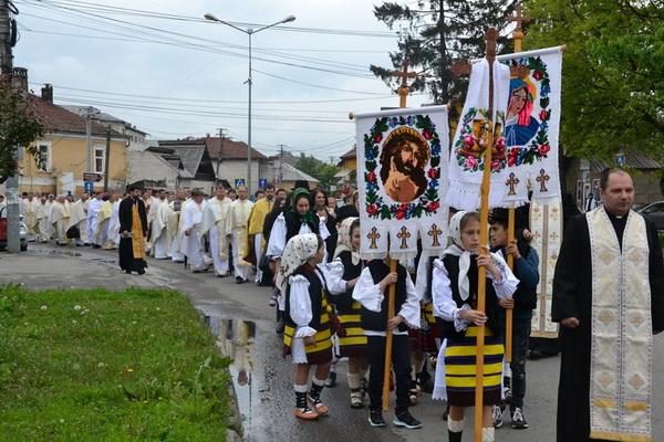 """PS Crihălmeanu la Cimitirul Săracilor din Sighet: """"Noi aici îi căutăm pe cei care știm că au înviat pentru credință"""""""