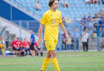 Maramureșean convocat la naționala Under 16 pentru turneul Dream Cup 2019, din Japonia