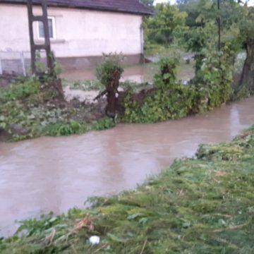 Avertizare cod portocaliu de inundații în Maramureș