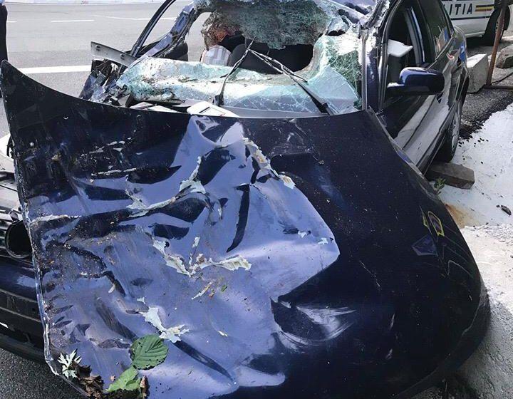 Accident mortal în Maramureș