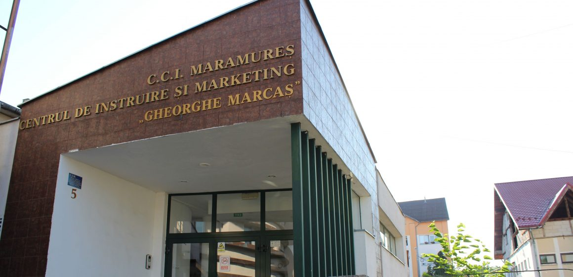 VIDEO | Centrul de Instruire și Marketing al Camerei de Comerț și Industrie Maramureș poartă numele președintelui fondator – Gheorghe Marcaș