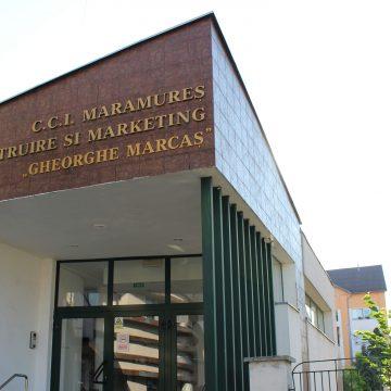 VIDEO   Centrul de Instruire și Marketing al Camerei de Comerț și Industrie Maramureș poartă numele președintelui fondator – Gheorghe Marcaș