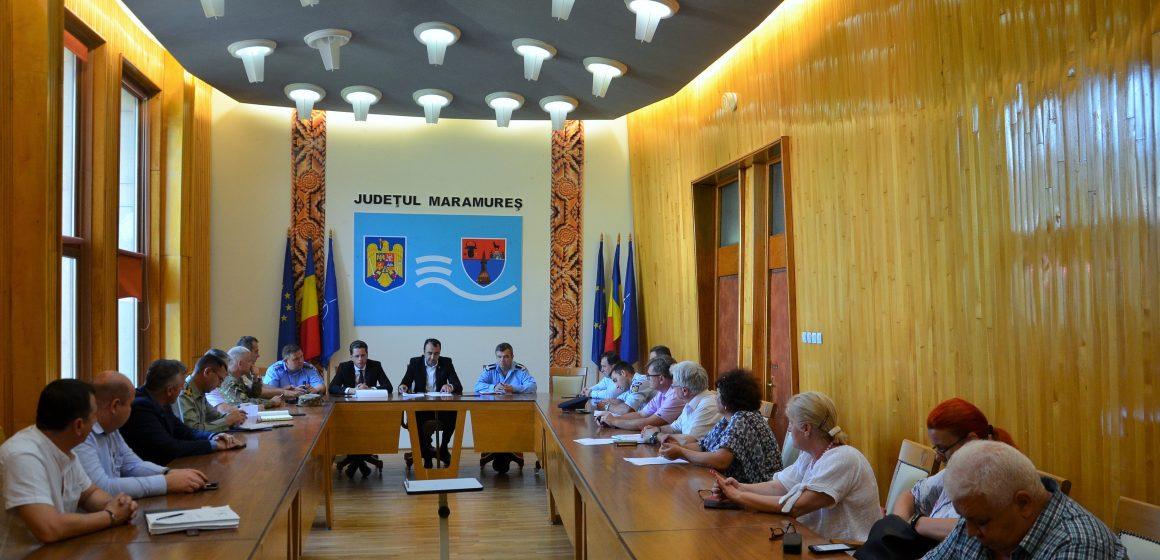 Măsuri pentru diminuarea efectelor caniculei în Maramureș