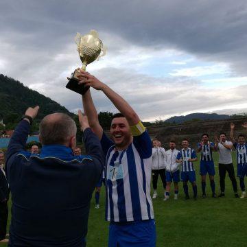 Viitorul Ulmeni, campioana Maramureșului. Va juca barajul pentru promovarea în Liga a treia