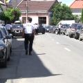 Acțiune de amploare desfășurată de polițiști în Sighet